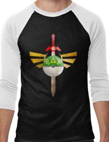 Link, I Choose You Men's Baseball ¾ T-Shirt