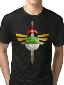 Link, I Choose You Tri-blend T-Shirt