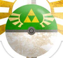 Link, I Choose You Sticker