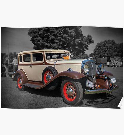 1932 Studebaker President 4-door Poster