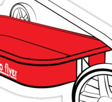 Radio Flyer Sticker