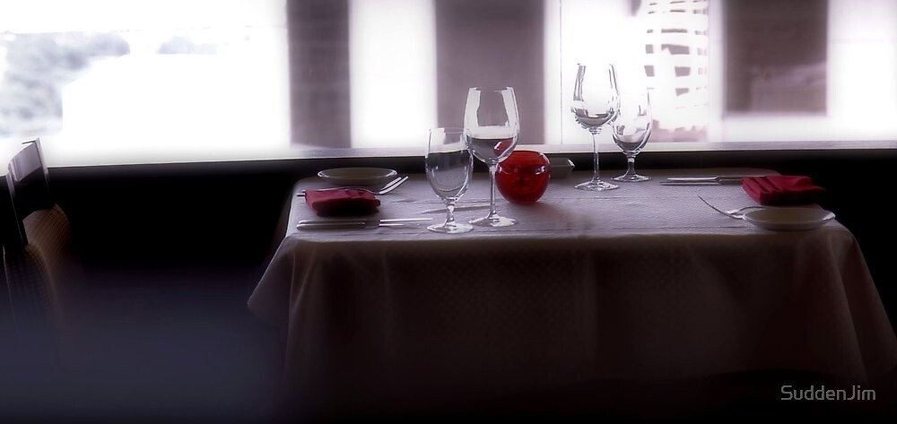 Table For Two by SuddenJim