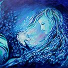 """""""Magic star fish"""" $350 by Marina Terkulova -Tesch"""