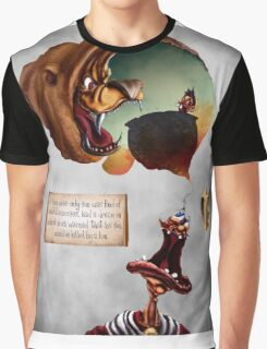 """""""The King's Son and the Painted Lion"""" Graphic T-Shirt"""