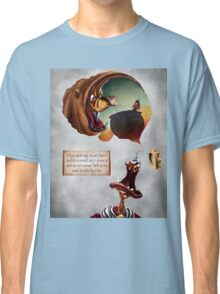 """The King's Son and the Painted Lion"" Classic T-Shirt"