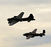 Sally B and Mitchell by Andy Jordan