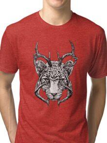 NEW! SEP 2013: Cheedeera (B&W) Tri-blend T-Shirt