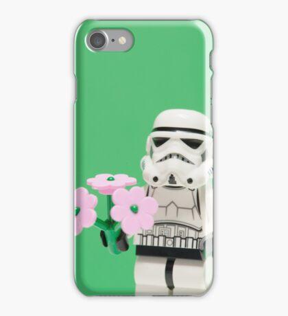 Stormtrooper Peace iPhone Case/Skin