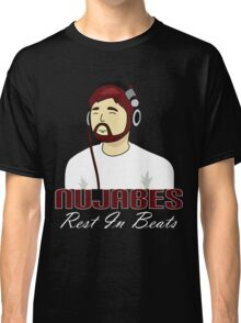 Nujabes Rest In Beats Classic T-Shirt