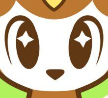 Chibi Deerling WINTER Sticker