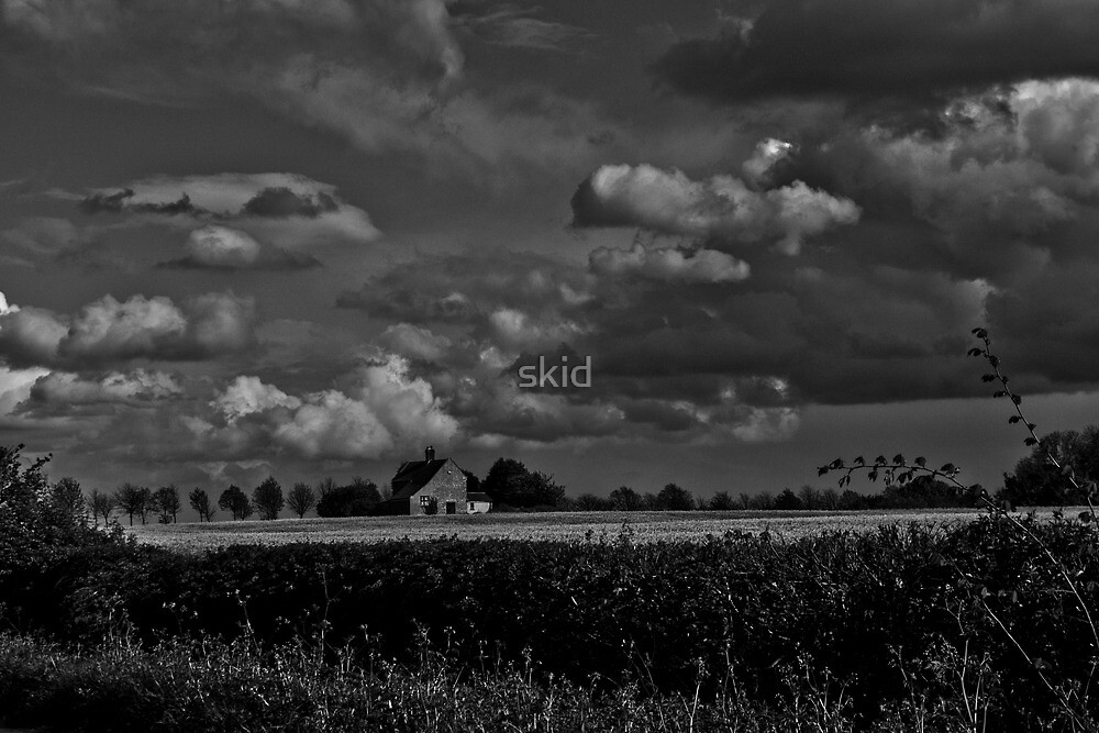A Farm in Yorkshire by skid