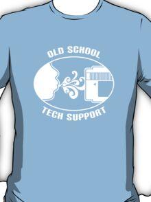 Old School Tech Support T-Shirt