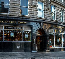Akenside Traders by Andrew Pounder