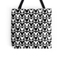 Mickey Mouse - Checkered Tote Bag