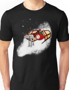 Walking in a Winter Vaderland Unisex T-Shirt