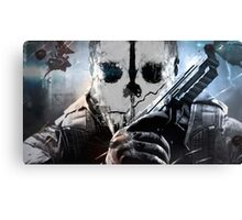 Call of Duty - Soldier - Black Ops - Modern Warfare - Ghost Canvas Print