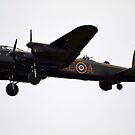 Avro Lancaster B.1 by mike  jordan.
