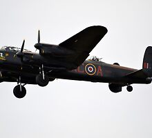 Avro Lancaster B.1 by mike  jordan.