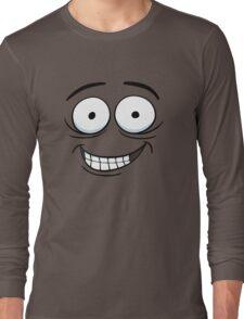 Crazy Grin Long Sleeve T-Shirt