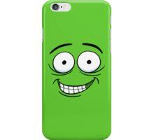 Crazy Grin iPhone Case/Skin