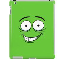 Crazy Grin iPad Case/Skin