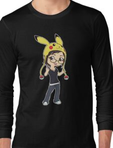 Poke Angie Long Sleeve T-Shirt