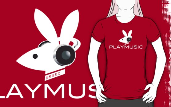 PLAYMUSIC WEWEX (WHITE) by WEWEX