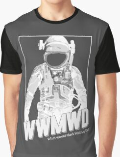 What Would Mark Watney Do? Graphic T-Shirt