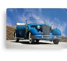 1934 Cadillac Convertible Sedan III Metal Print