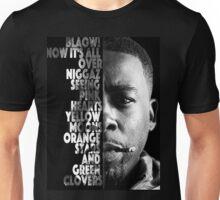 GZA 7th Chamber Unisex T-Shirt