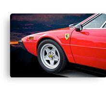 1975 Ferrari Dino 308GT4 III Canvas Print