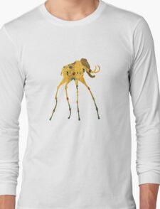 Dalimt Prehistoric Fantasy Long Sleeve T-Shirt