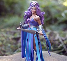Masters of the Universe Classics - Spinnerella by GskullWarrior