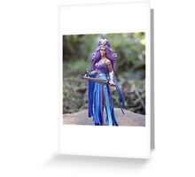 Masters of the Universe Classics - Spinnerella Greeting Card