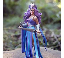 Masters of the Universe Classics - Spinnerella Photographic Print