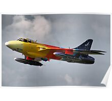 Miss Demeanour - Personal Super Sonic Transport - Dunsfold 2013 Poster