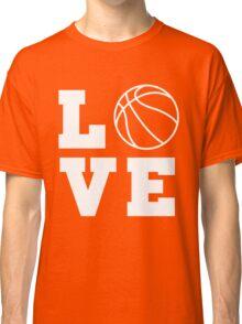 Basketball Love Classic T-Shirt