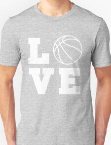 Basketball Love Unisex T-Shirt