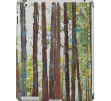 Hiking with the dogs iPad Case/Skin