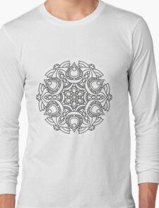 Mandala 96 Long Sleeve T-Shirt