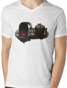 Trainlight Mens V-Neck T-Shirt