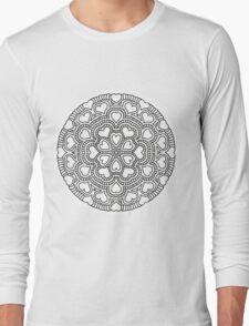 Mandala 97 Long Sleeve T-Shirt