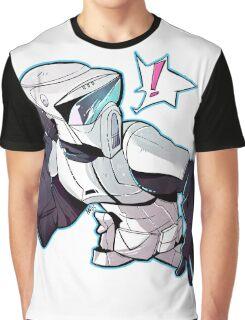 Biker Scout Graphic T-Shirt