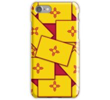 Smartphone Case - State Flag of New Mexico - Multiple (R) iPhone Case/Skin