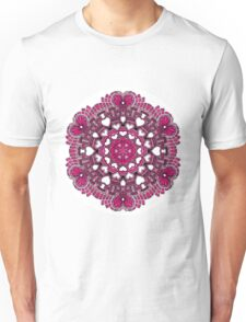 I heart mandala Unisex T-Shirt