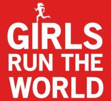 Girls run the world One Piece - Short Sleeve