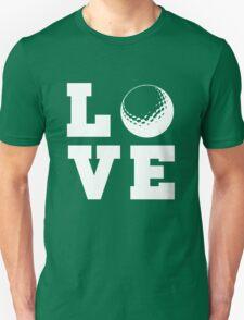 Love Golf Unisex T-Shirt
