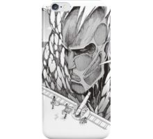 Colossus Titan iPhone Case/Skin