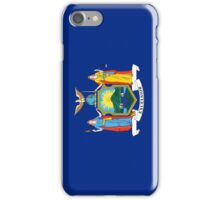 Smartphone Case - State Flag of New York - Vertical iPhone Case/Skin