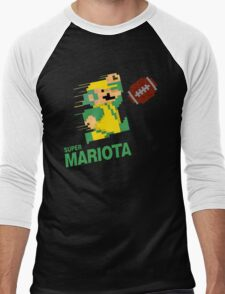 Super Mariota Men's Baseball ¾ T-Shirt